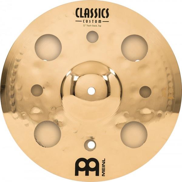 "MEINL Cymbals Classics Custom Trash Stack - 12"" B10 Bronze (CC-12STK)"