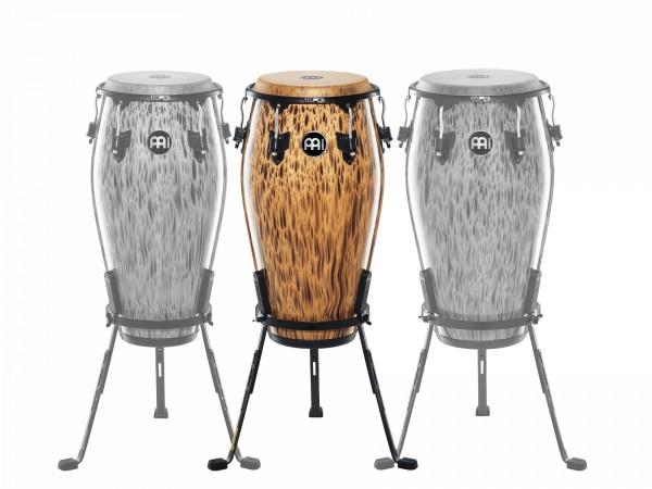 MEINL Percussion Marathon Designer Series - 11 3/4 Quinto Leopard Burl (MCC1134LB)