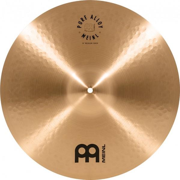 """MEINL Cymbals Pure Alloy Medium Crash - 18"""" (PA18MC)"""
