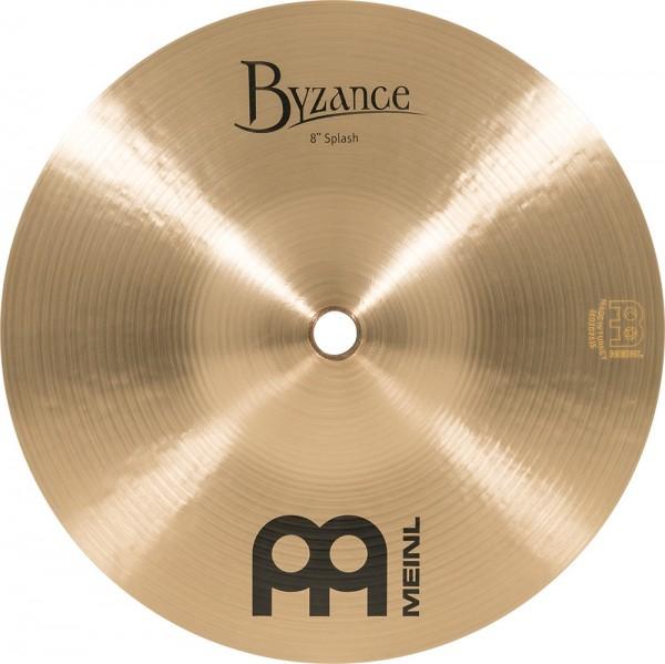 "MEINL Cymbals Byzance Traditional Splash 8"" (20,32cm) (B8S)"