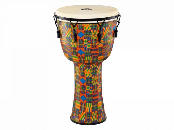 MEINL Percussion Travel Series Djembe - Kenyan Quilt, Extra Large - Goat Head (PMDJ2-XL-G)