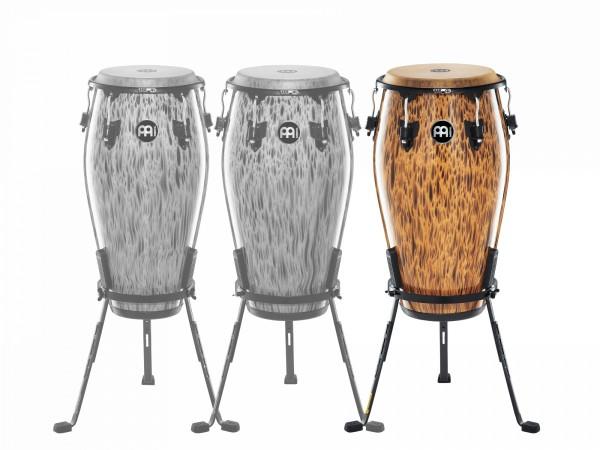 MEINL Percussion Marathon Designer Series - 12 1/2 Tumba Leopard Burl (MCC1212LB)