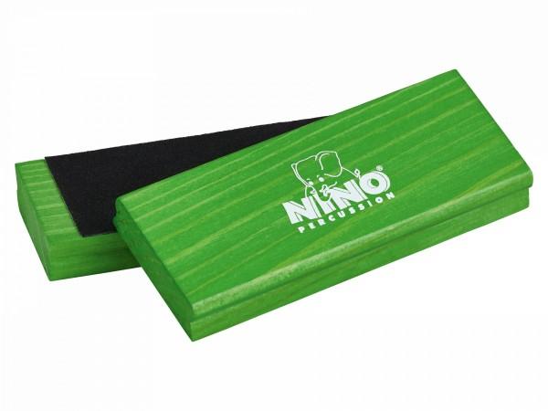 NINO Percussion Sand Blocks - Green (NINO940GR)