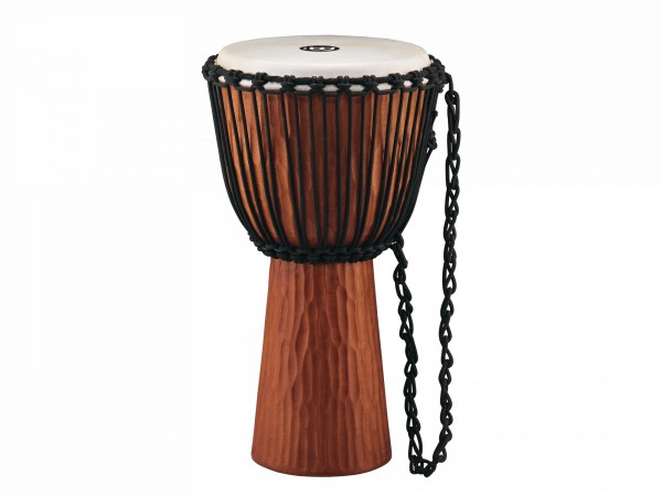"""MEINL Percussion Headliner Rope Tuned Nile Series Djembe - 13"""" Extra Large (HDJ4-XL)"""