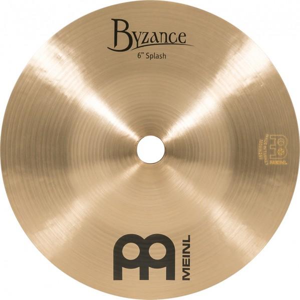 "MEINL Cymbals Byzance Traditional Splash - 6"" (15,24 cm) (B6S)"