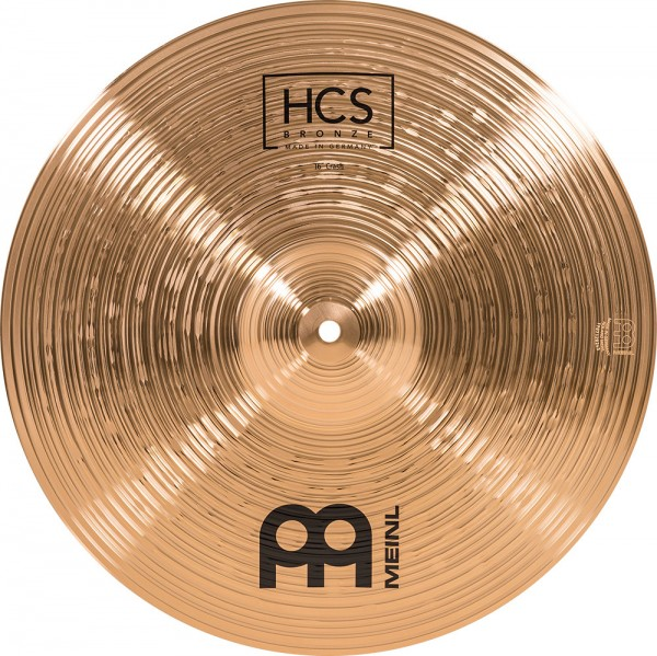 "MEINL Cymbals HCS Bronze Crash - 16"" (HCSB16C)"