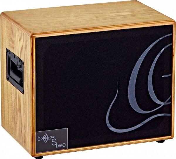"ORTEGA Acoustic Amplification Speaker Cabinet - 150W/4 OHM 8"" Speaker incl. Bag (STWO)"