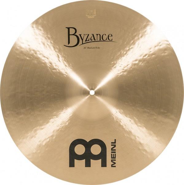 """MEINL Cymbals Byzance Traditional Medium Ride - 20"""" (B20MR)"""