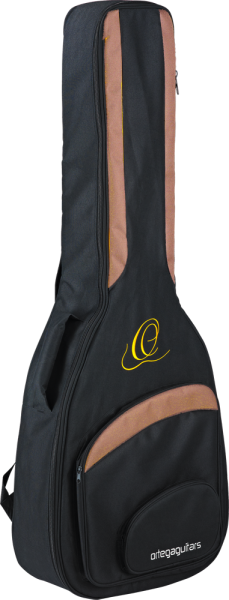 ORTEGA Bass 5-String KEN TAYLOR Signature Series inclusive Bag and Straplockpins Longscale Fretless - Natural (KTSM-5FL)