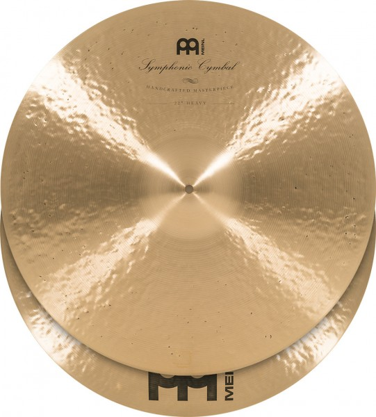 """MEINL Cymbals Symphonic Heavy - 22"""" Traditional Finish (SY-22H)"""