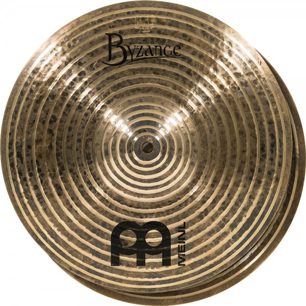 "MEINL Cymbals Byzance Dark Spectrum Hihat - 13"" (B13SH)"
