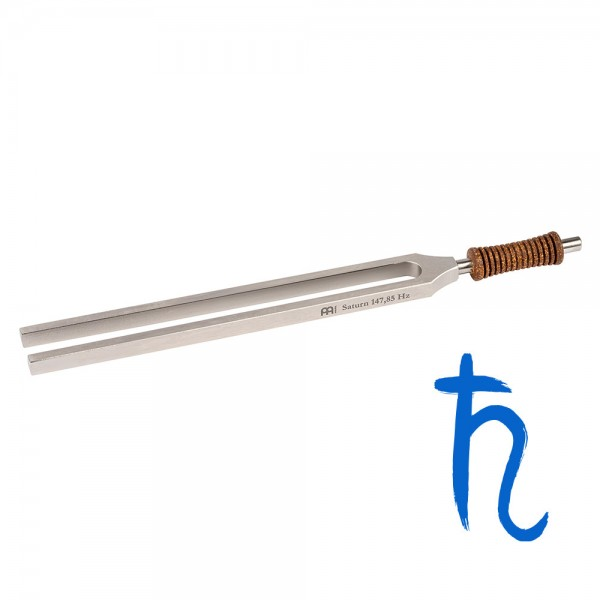 MEINL Sonic Energy Therapy Tuning Fork - Saturn - 147.85 Hz (TTF-SA)
