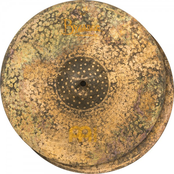 """MEINL Cymbals Byzance Vintage Pure Hihat - 16"""" (B16VPH)"""