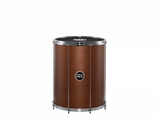 "MEINL Percussion Wood Surdo Drum - 16"" x 20"" African Brown (SU16AB-M)"