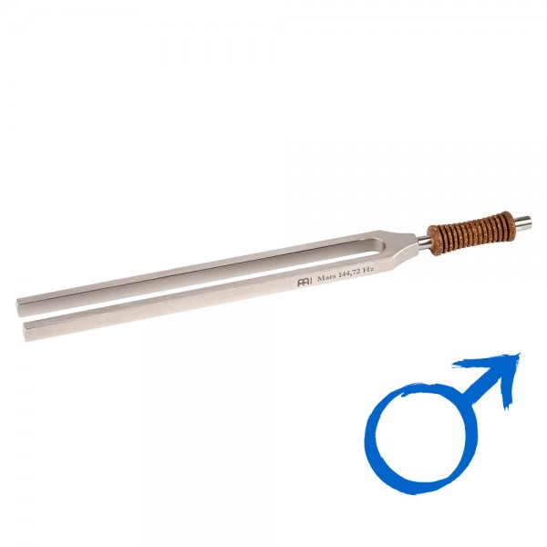 MEINL Sonic Energy Therapy Tuning Fork - Mars - 144.72 Hz (TTF-MA)