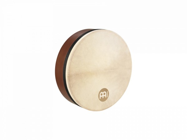 """MEINL Percussion Traditional Bendir - 14"""" x 4"""" African Brown (FD14BE)"""