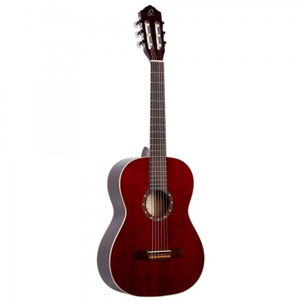 ORTEGA Classical Guitar Family Series 7/8 - Wine red + Bag (R121-7/8WR)