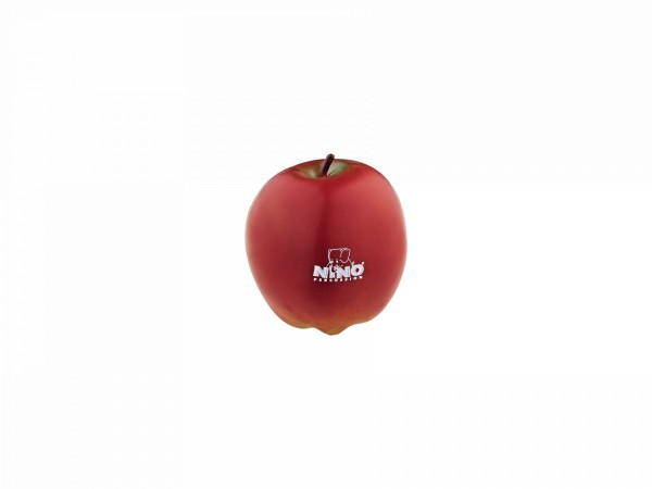"NINO Percussion ""Apple"" Shaker - Red (NINO596)"