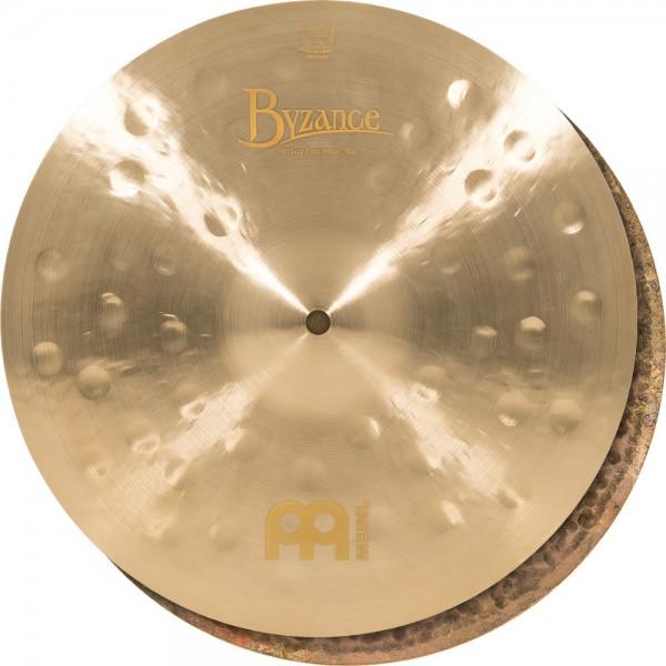"MEINL Cymbals Byzance Jazz Thin Hihat - 14"" (B14JTH)"