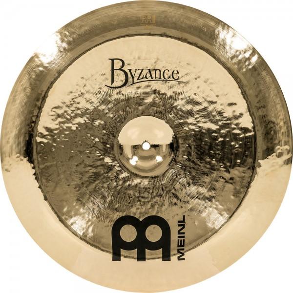 "MEINL Cymbals Byzance Brilliant Heavy Hammered China - 20"" (B20HHCH-B)"