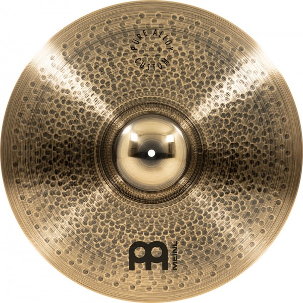 "MEINL Cymbals Pure Alloy Custom Medium Thin Ride - 22"" (PAC22MTR)"