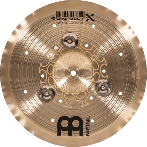 "MEINL Cymbals Generation X Jingle Filter China - 14"" (GX-14FCH-J)"