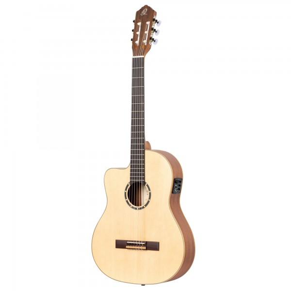 ORTEGA Family Series Nylon String Guitar - 6 String (RCE125SN-L)