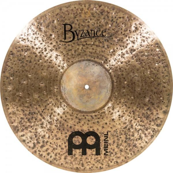 """MEINL Cymbals Byzance Dark Raw Bell Ride - 22"""" (B22RBR)"""