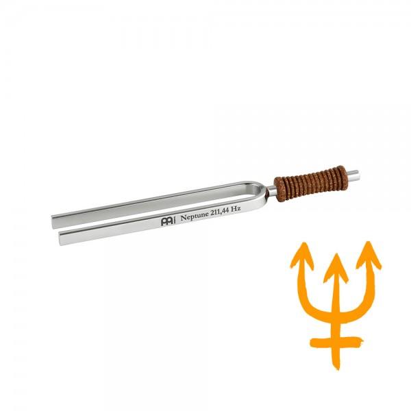MEINL Sonic Energy Tuning Fork - Neptune - 211.44 Hz (TF-N)