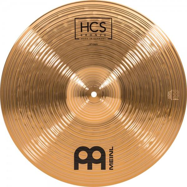 "MEINL Cymbals HCS Bronze Crash - 17"" (HCSB17C)"
