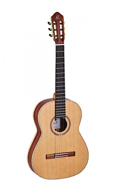 ORTEGA Limited 25th Anniversary Custom Master Selection Nylon String Guitar 6 String - gloss finish (M-25TH)