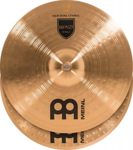 "MEINL Cymbals Marching Student Range Bronze - 18"" (MA-BO-18M)"