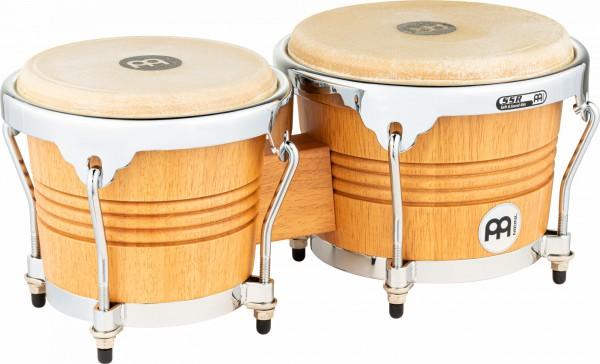 MEINL Percussion Wood Bongo - Super Natural (WB200SNT-M)