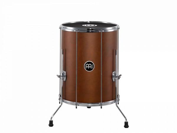 "MEINL Percussion Wood Surdo Drum - 16"" x 20"" African Brown (SU16-L-AB-M)"