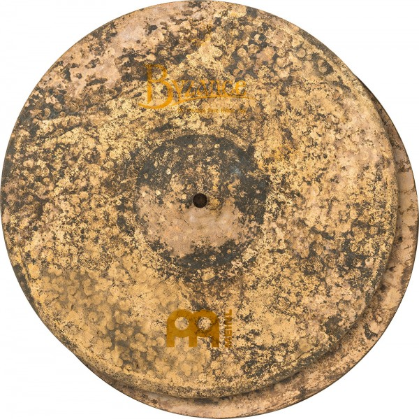 """MEINL Cymbals Byzance Vintage Pure Hihat - 15"""" (B15VPH)"""