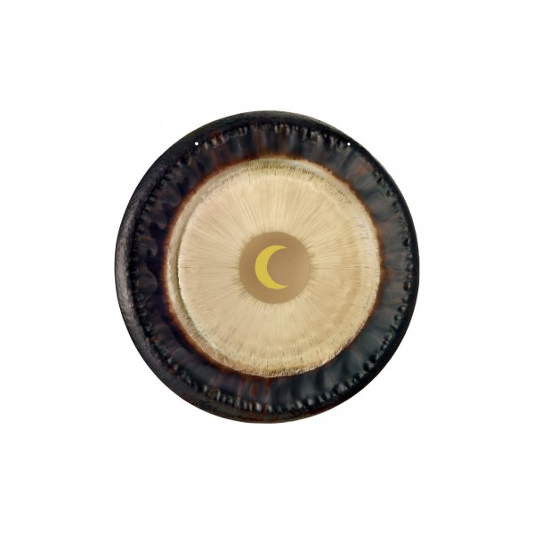 """The MEINL Planetary Tuned Gong 24"""" (61cm) - Synodic Moon - 210.42 Hz (G24-M-SY)"""