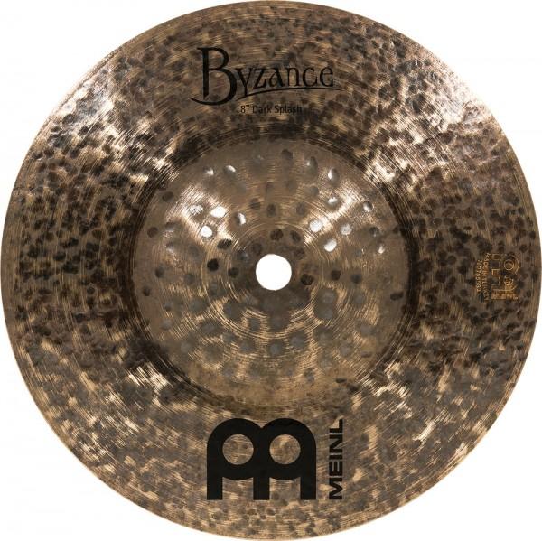 """MEINL Cymbals Byzance Dark Splash - 8"""" (B8DAS)"""