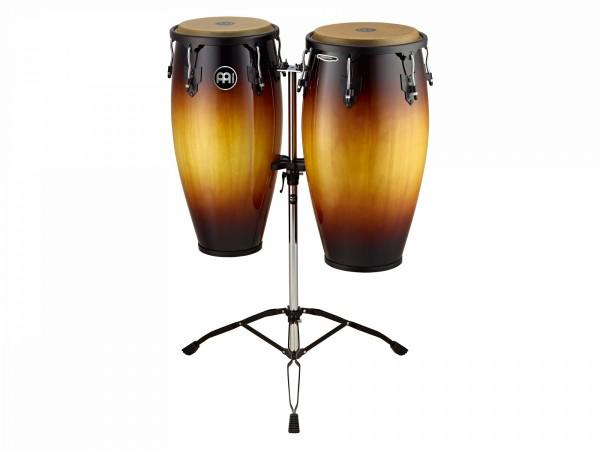 "MEINL Percussion Headliner Series 11"" and 12"" - Conga Set Vintage Sunburst (HC812VSB)"