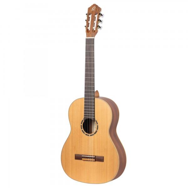 ORTEGA Classical Guitar Family Series 4/4 inclusive Gigbag Lefthand - NT - Natural Cedar (R122L)