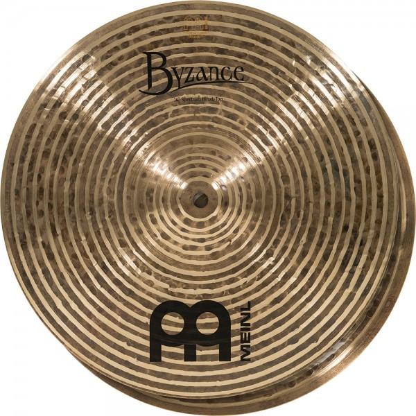 "MEINL Cymbals Byzance Dark Spectrum Hihat - 14"" (B14SH)"