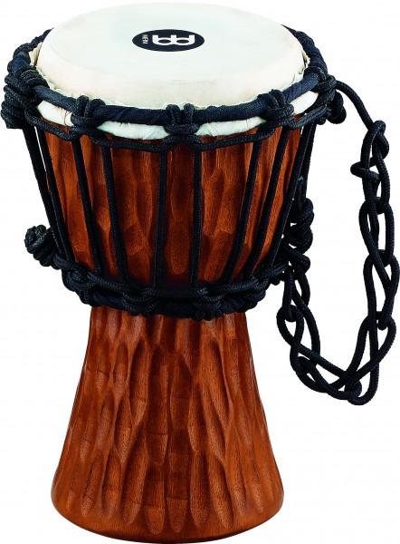 "MEINL Percussion African Style Mini Djembe - 4 1/2"" XXS (HDJ4-XXS)"