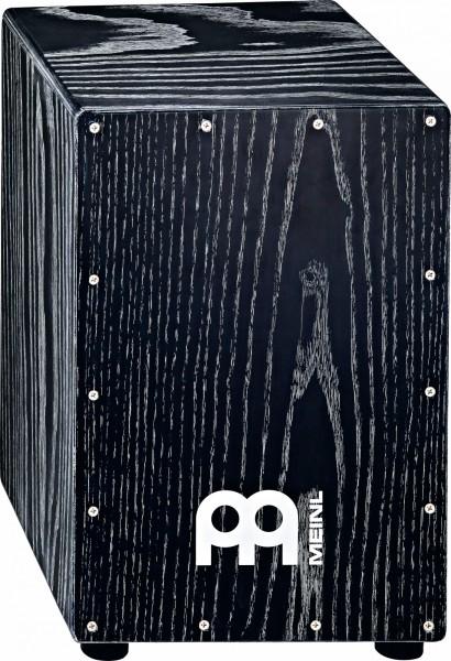 MEINL Percussion Headliner Designer Serie Snare Cajon - Black (MCAJ100VBK)