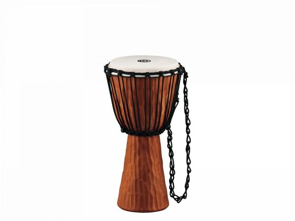 "MEINL Percussion Headliner Rope Tuned Nile Series Djembe - 10"" Medium (HDJ4-M)"