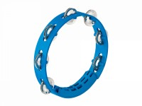 "NINO Percussion Compact ABS Tambourine 8"" - Sky Blue (NINO49SB)"