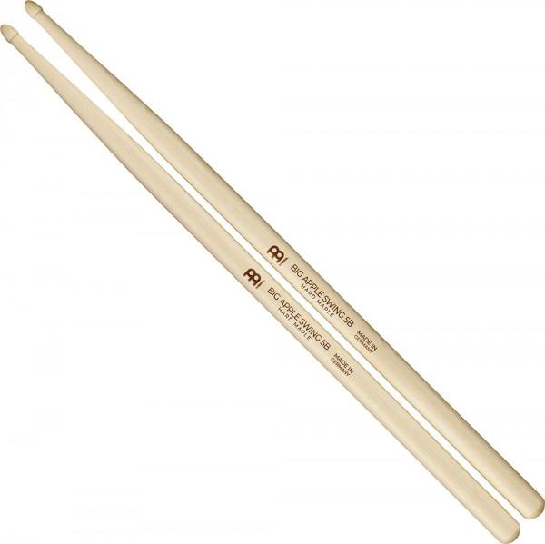 MEINL Stick & Brush - Big Apple Swing 5B Small Acorn Wood Tip Drumstick (SB124)