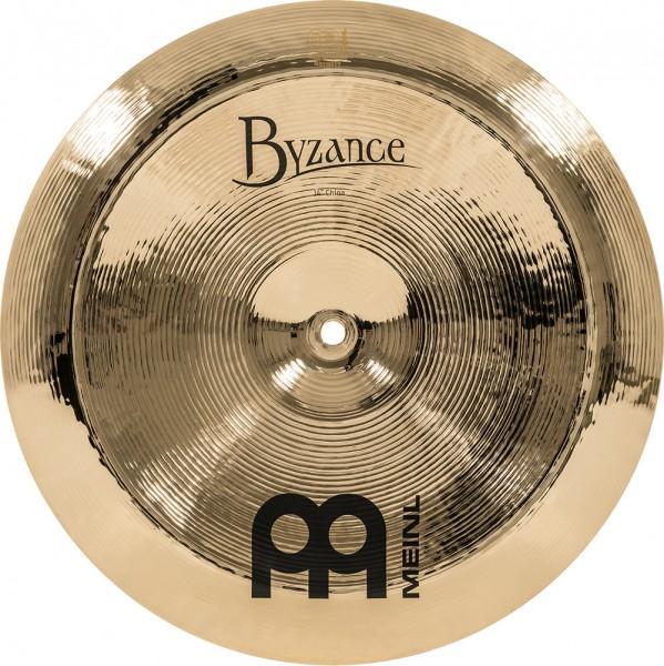 """MEINL Cymbals Byzance Brilliant China - 14"""" (B14CH-B)"""