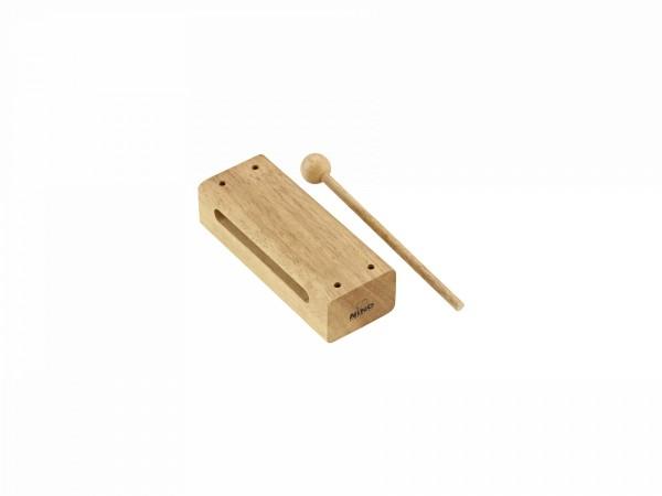 NINO Percussion Wood Block - Medium (NINO21)