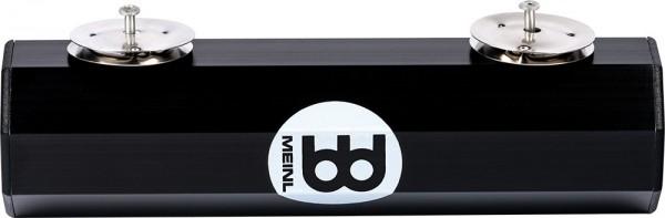 MEINL Percussion Oktagonal Shaker - Aluminum Jingle Shaker (JS88BK)