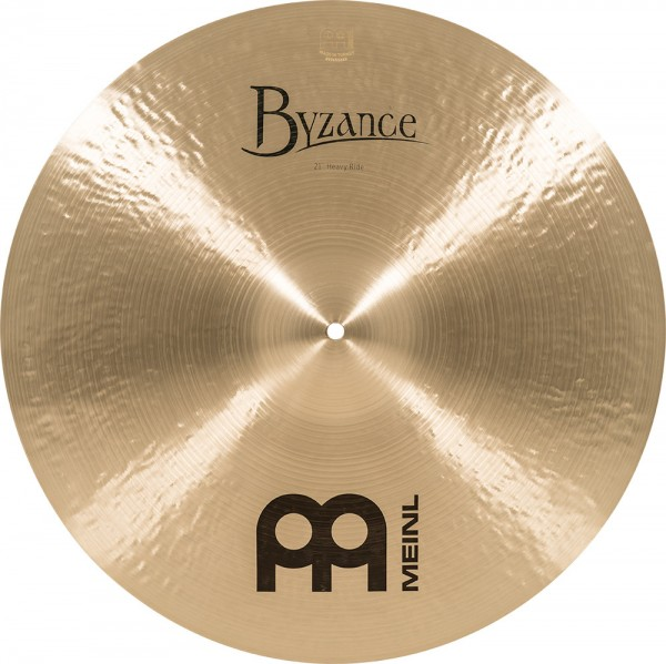 "MEINL Cymbals Byzance Traditional Heavy Ride - 21"" (B21HR)"