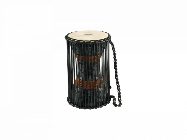 """MEINL Percussion Talking Drum - 7"""" x 12"""", 23 rope runners (ATD-M)"""